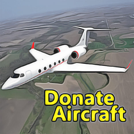 Airplane Donations