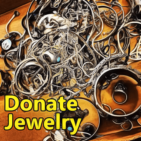 Jewelry Donations