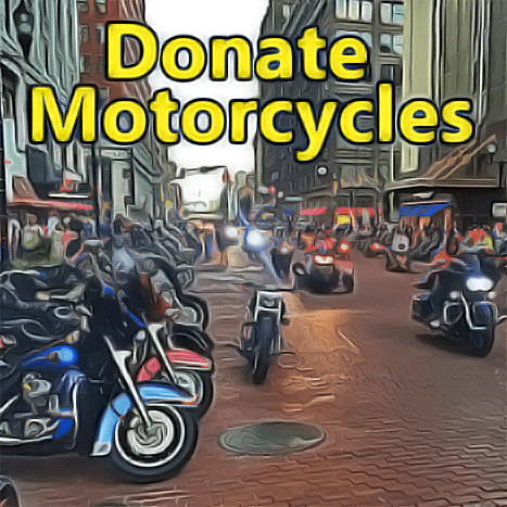 Motorcycle Donations