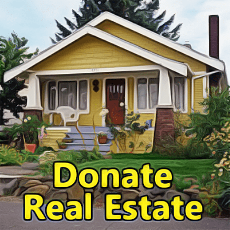 Real Estate Donations